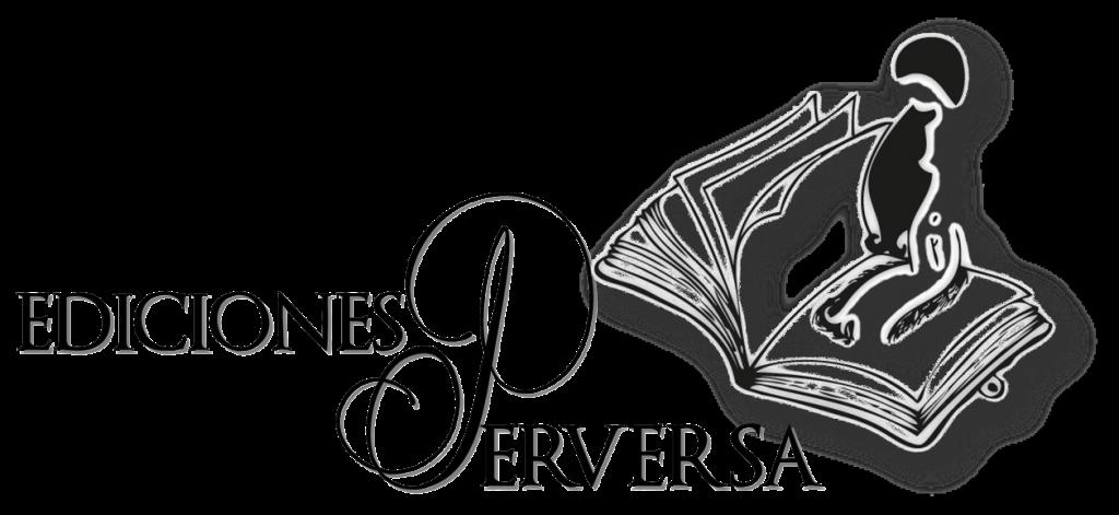 El logo de Ediciones Perversa